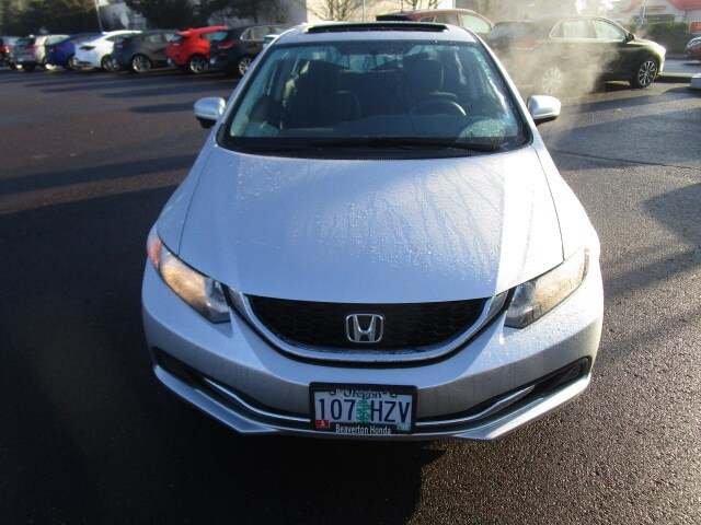 Pre-Owned 2015 Honda Civic EX
