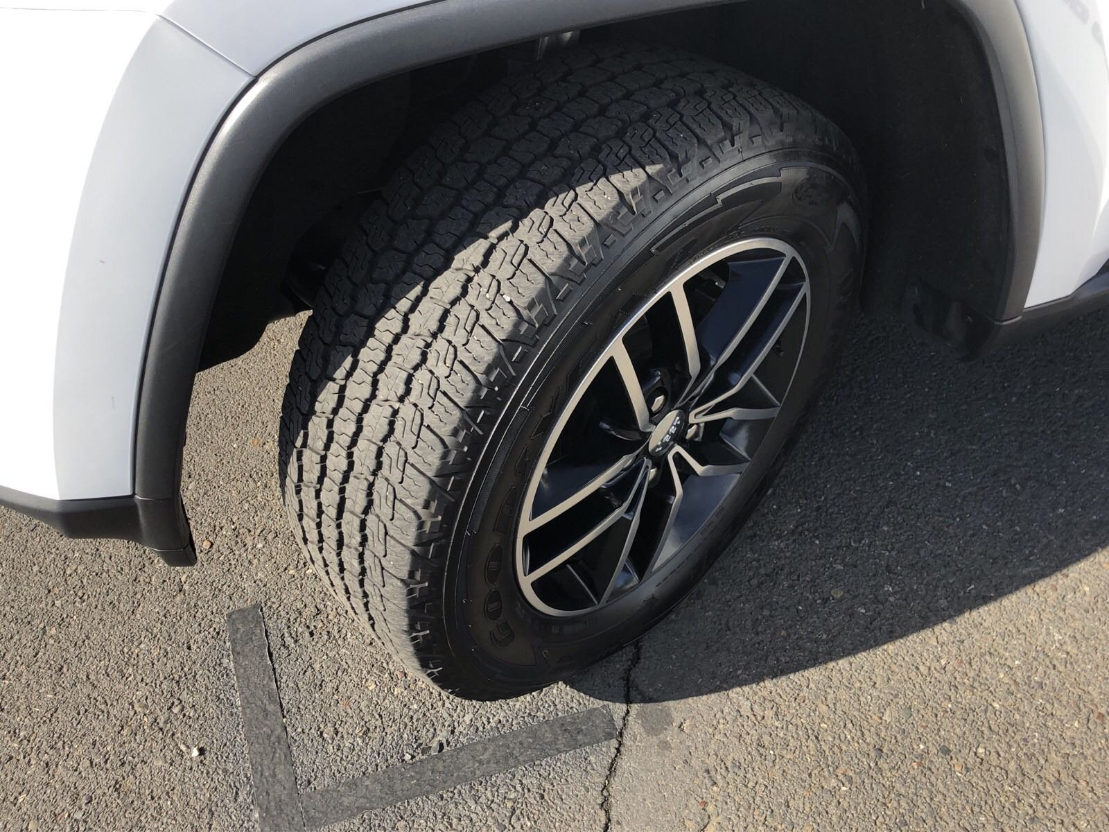 Pre-Owned 2018 Jeep Grand Cherokee Trailhawk