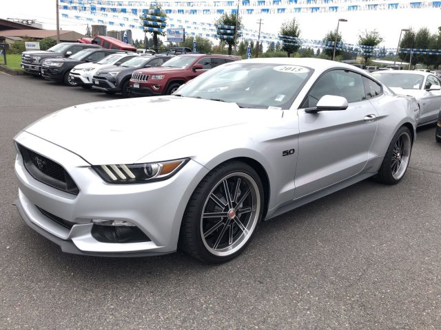 Pre-Owned 2015 Ford Mustang
