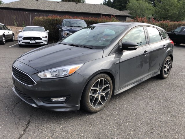 Pre-Owned 2015 Ford Focus