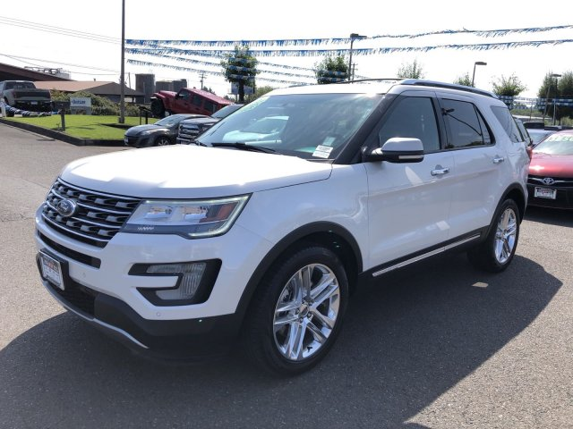 Pre-Owned 2016 Ford Explorer