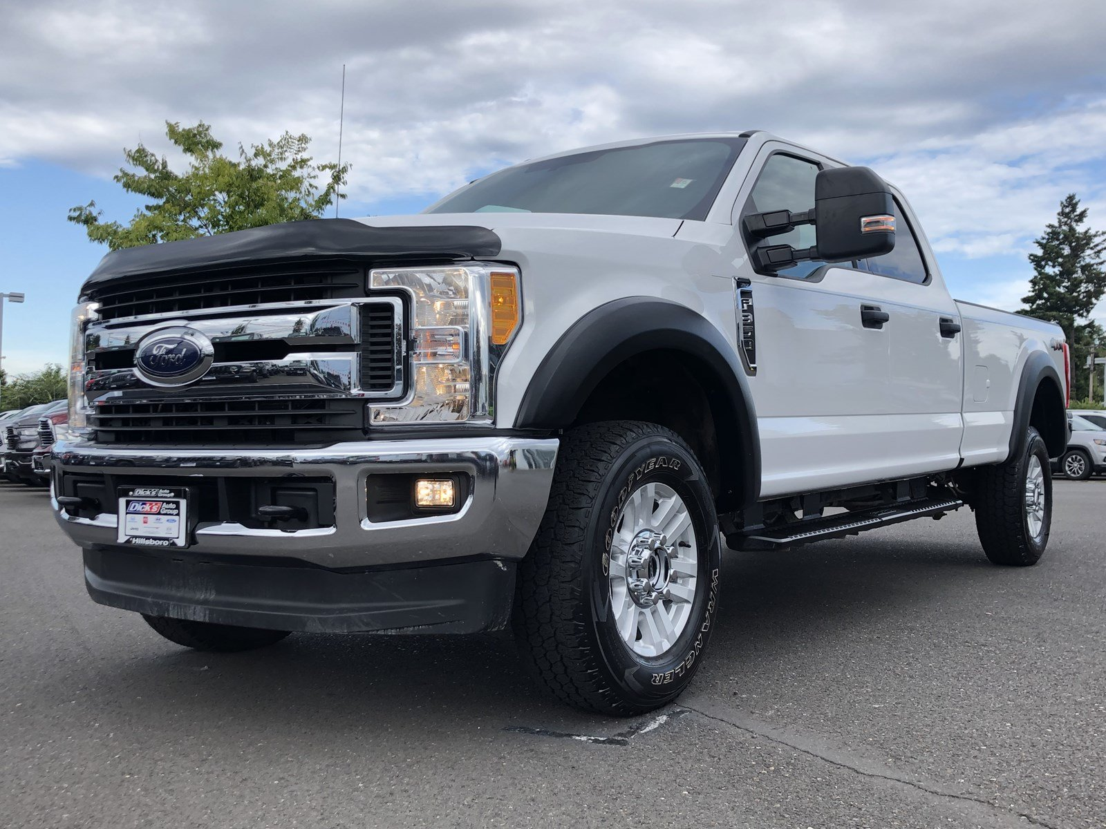 Pre-Owned 2017 Ford Super Duty F-350 SRW