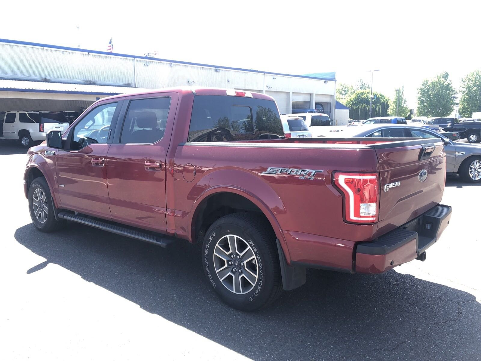 Pre-Owned 2016 Ford F-150 JB