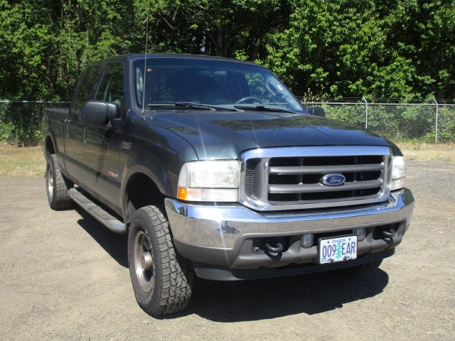 Pre-Owned 2004 Ford F-350