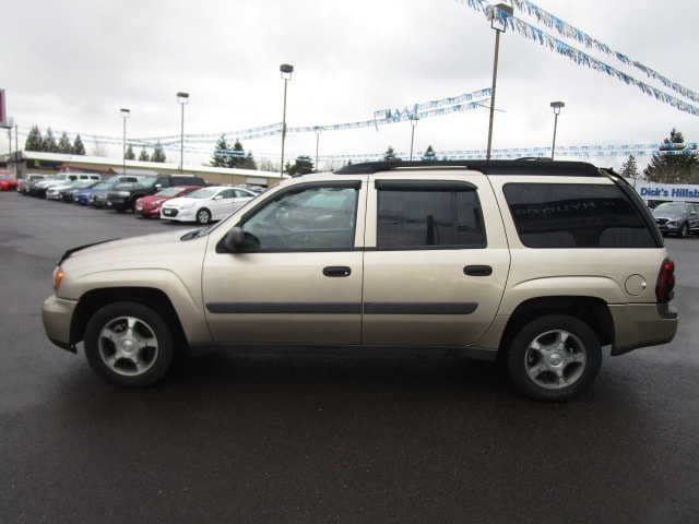 Pre-Owned 2005 Chevrolet TrailBlazer EXT LS