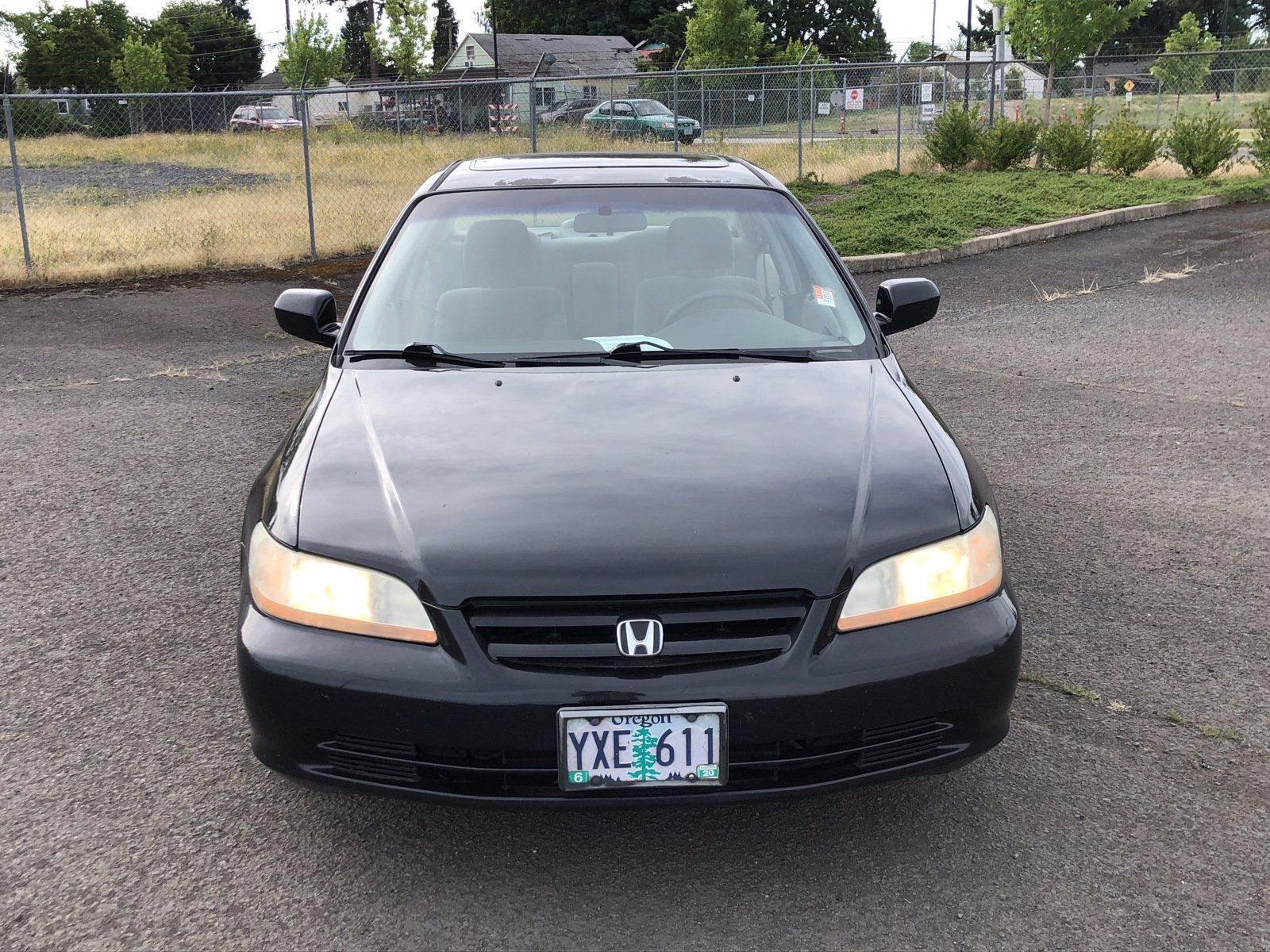 Pre-Owned 2002 Honda Accord Sdn SE
