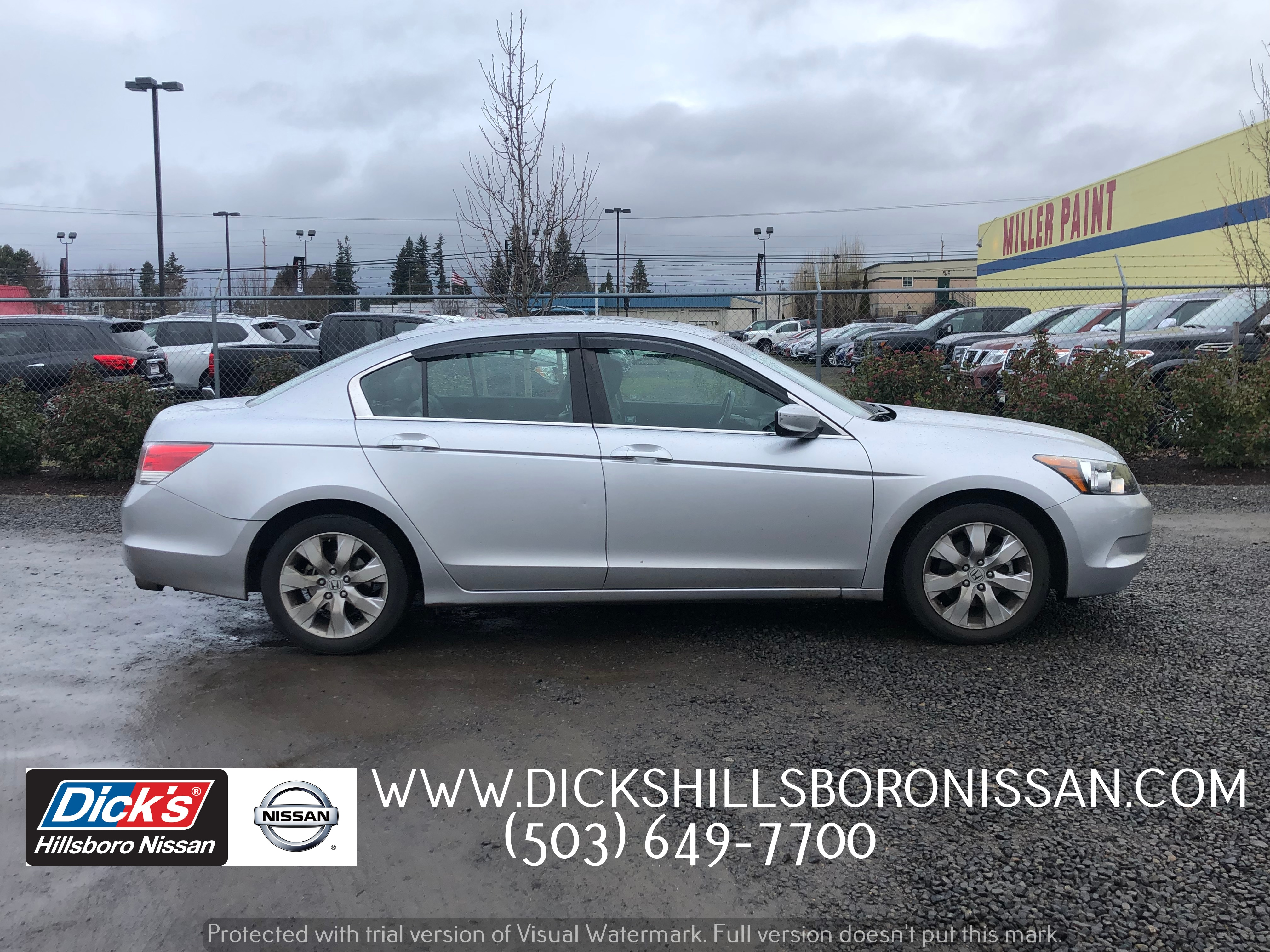 Pre-Owned 2012 Honda Accord 3.5 EX-L