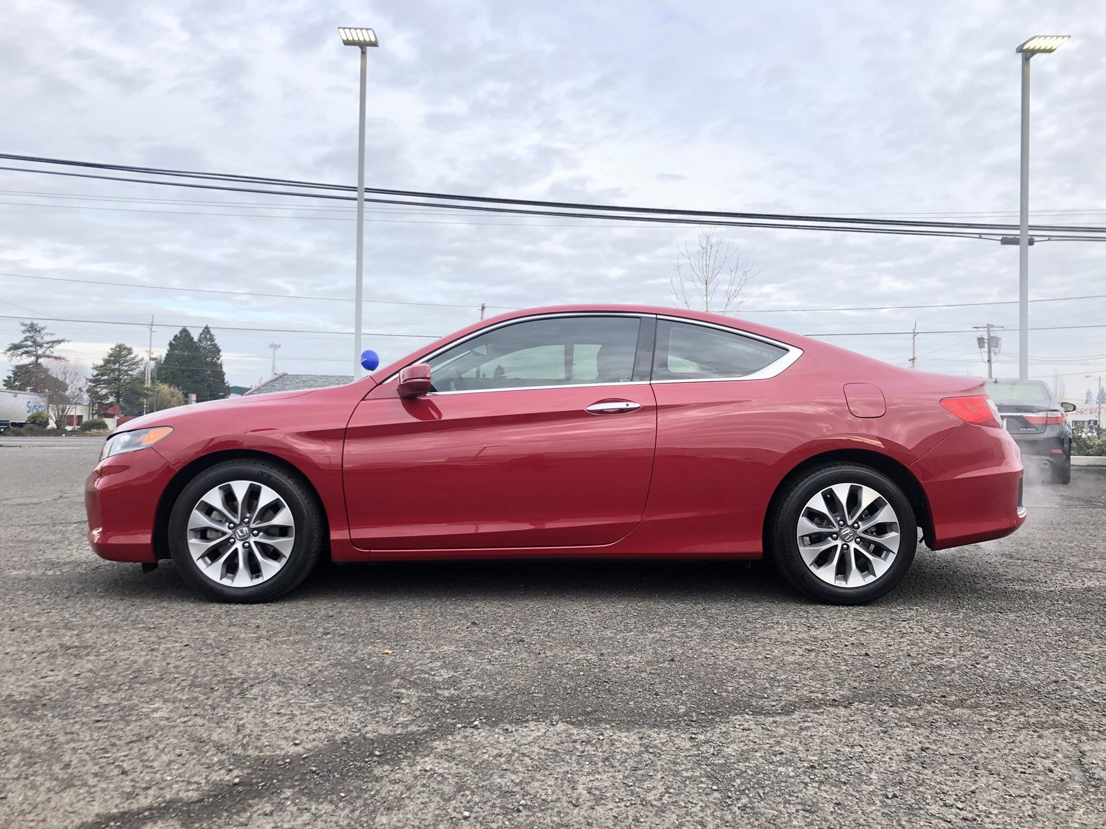 Pre-Owned 2015 Honda Accord Coupe EX-L