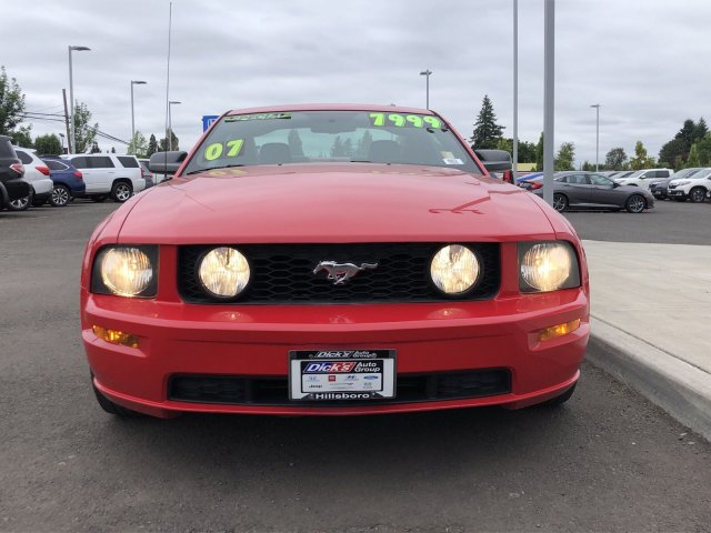 Pre-Owned 2007 Ford Mustang DARK CHARCOAL