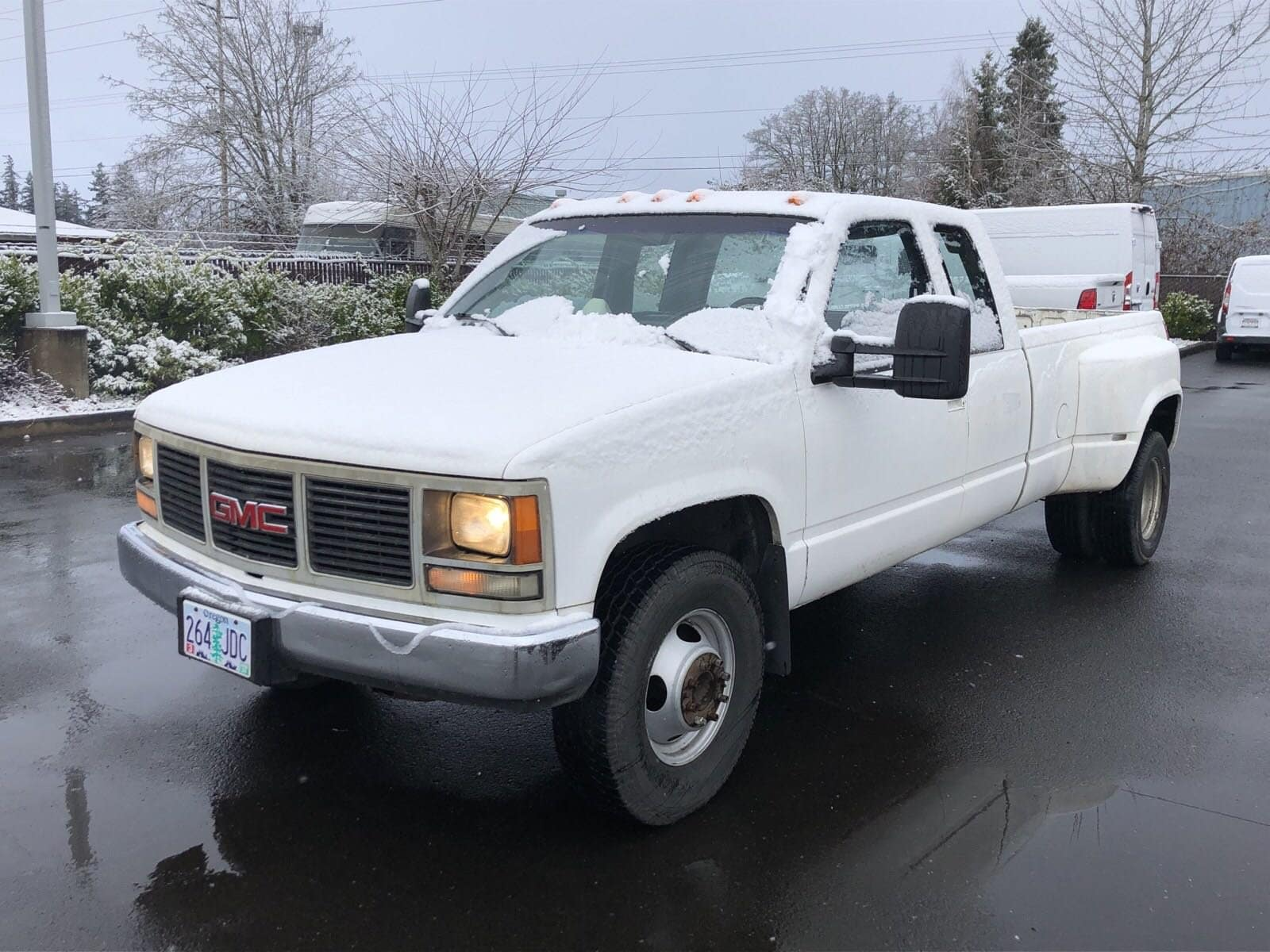Pre-Owned 1990 GMC 2500 2wd