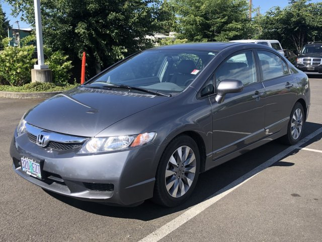 Pre-Owned 2010 Honda Civic Sdn EX-L