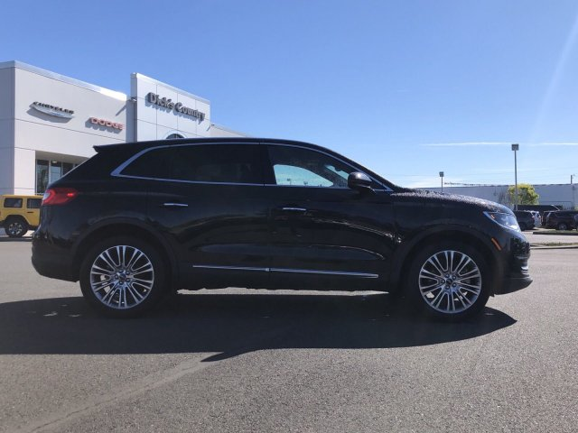 Pre-Owned 2018 Lincoln MKX Reserve