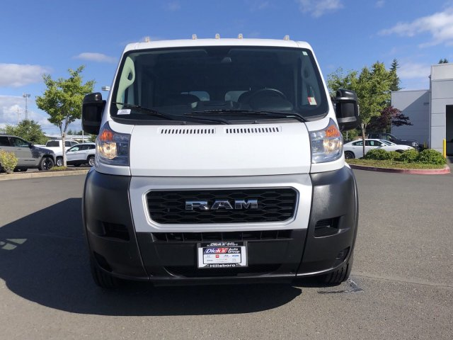 Pre-Owned 2019 Ram ProMaster Cargo Van Low Roof