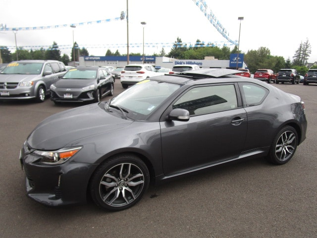Pre-Owned 2015 Scion tC Base