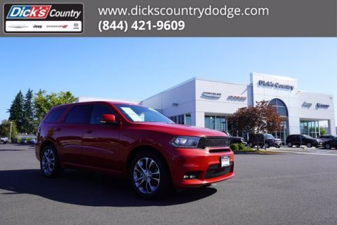 Pre-Owned 2019 Dodge Durango GT Plus RWD Sport Utility