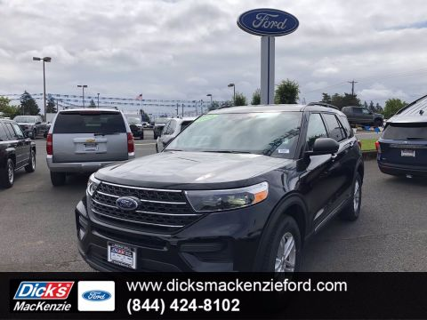 Pre-Owned 2020 Ford Explorer XLT 4WD
