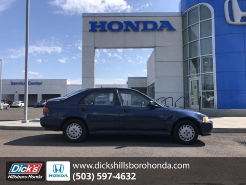 Pre-Owned 1995 Honda Civic DX