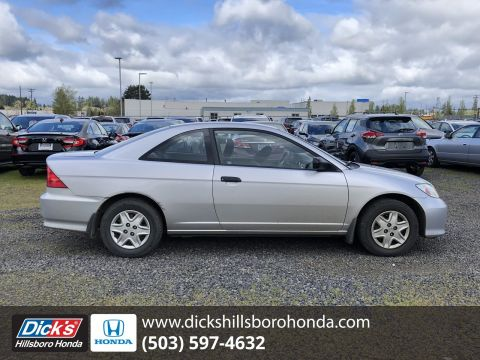 Pre-Owned 2005 Honda Civic Cpe VP SSRS