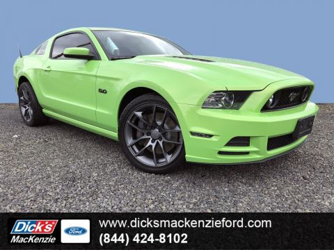 Pre-Owned 2014 Ford Mustang BLACK