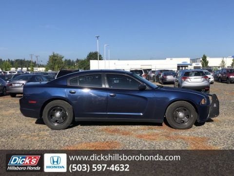 Pre-Owned 2013 Dodge Charger Police