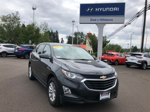 Pre-Owned 2019 Chevrolet Equinox LT w/1LT AWD