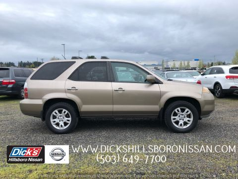 Pre-Owned 2004 Acura MDX 3.5L w/Touring/Navigation