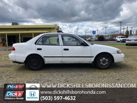 Pre-Owned 1999 Toyota Corolla LE