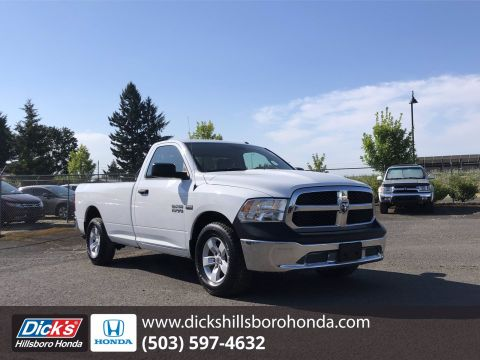 Pre-Owned 2016 Ram 1500 Tradesman RWD Regular Cab Pickup
