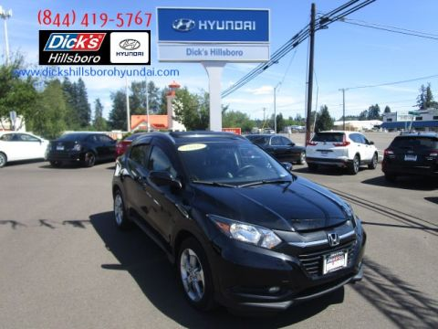 Pre-Owned 2016 Honda HR-V EX-L w/Navigation AWD