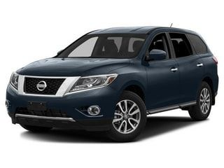 Pre-Owned 2016 Nissan Pathfinder SV 4WD