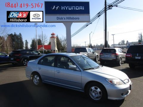 Pre-Owned 2005 Honda Civic Hybrid